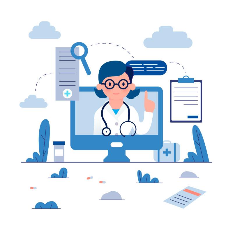 Pediatria y consultas online