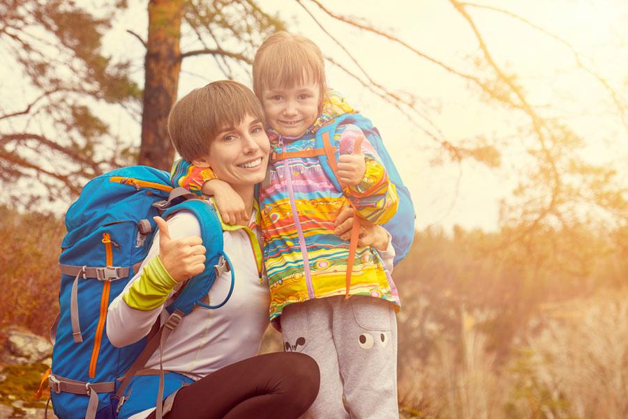 Las mochilas de la adopción