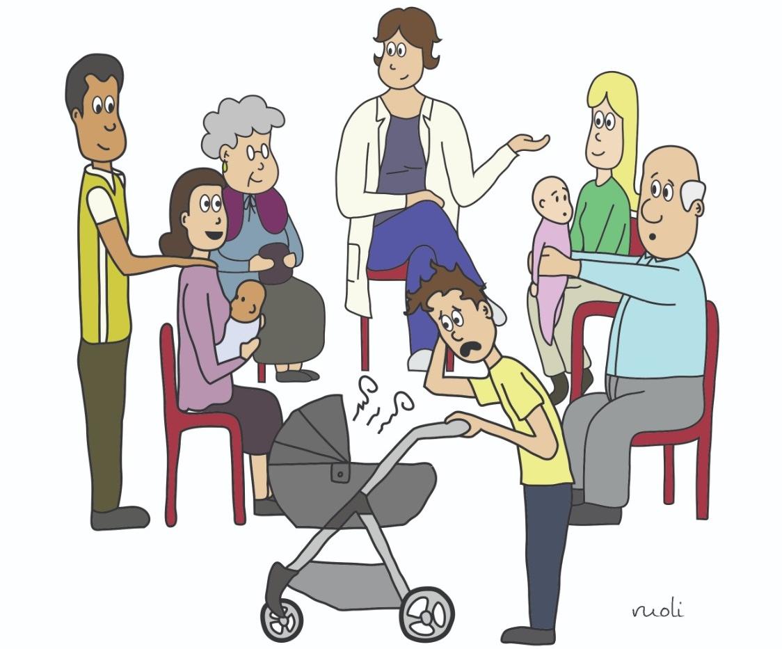 como elegir al grupo de crianza
